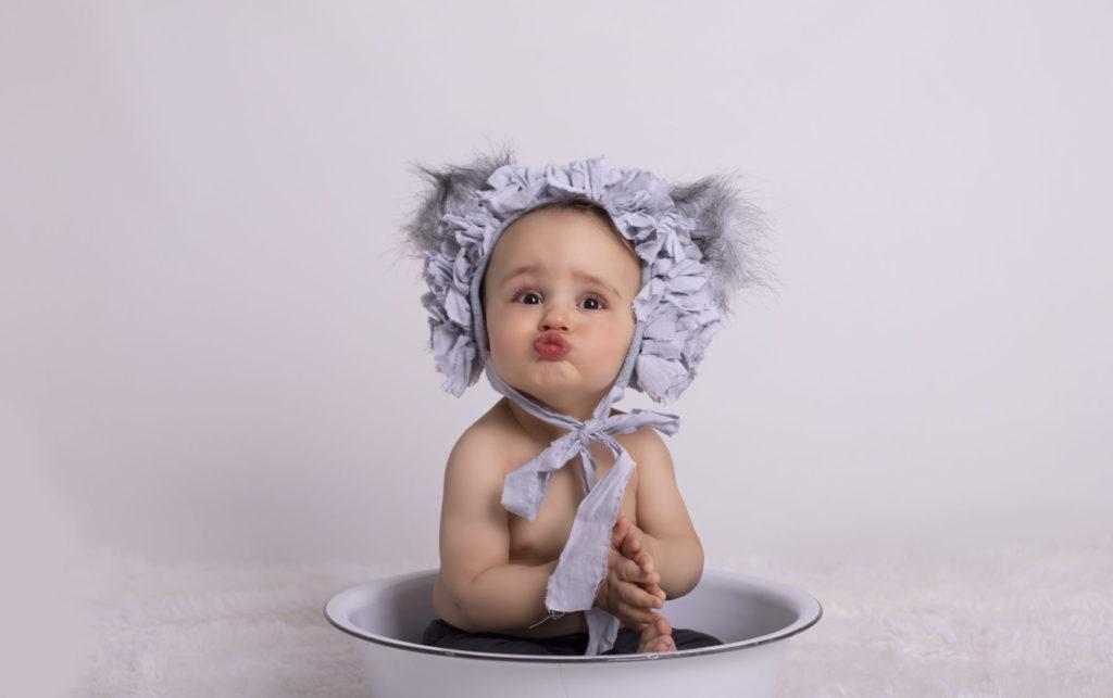 Séance photo sitters 6-9 mois