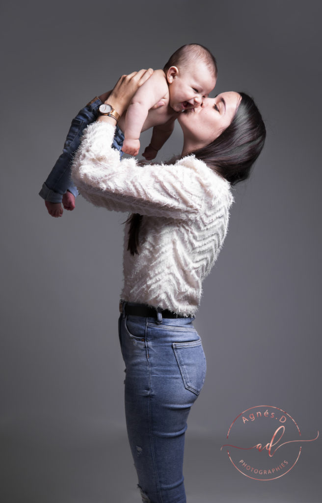 séance photo mère bébé