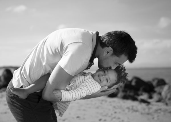 Séance photo famille plage Landes Sud et Pays Basque